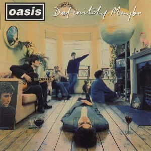 Альбом Definitely Maybe
